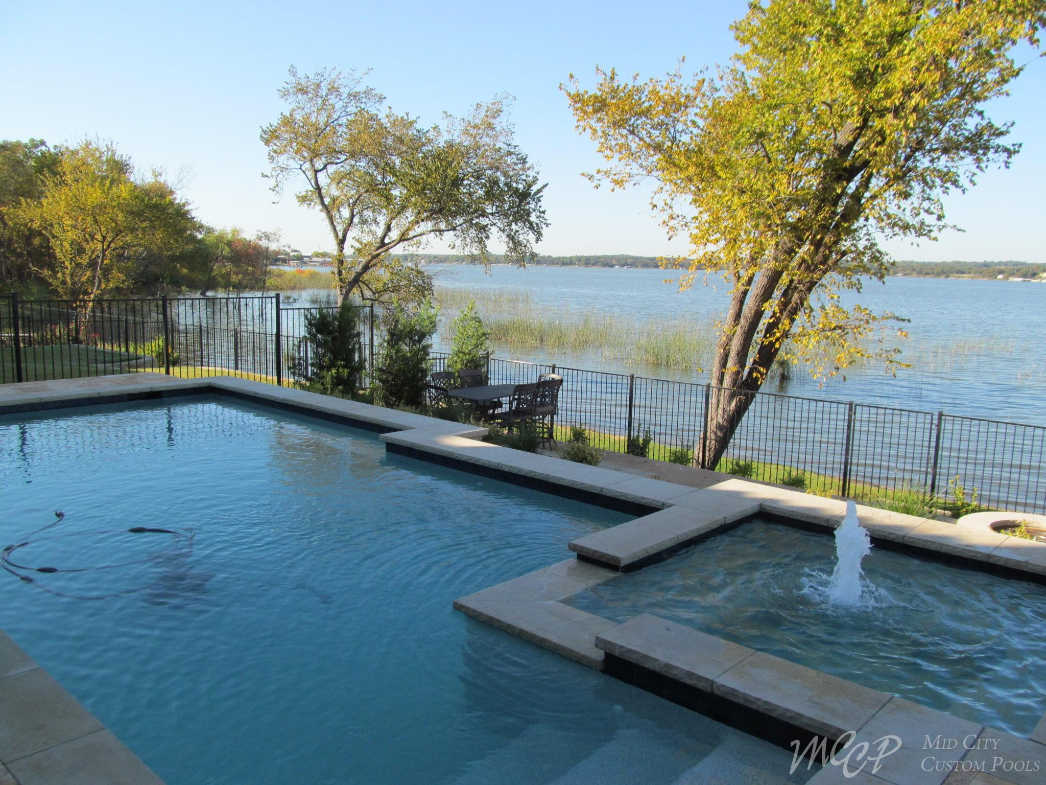 Custom pools you 39 ll love southlake fort worth dfw texas for City of fort worth public swimming pools