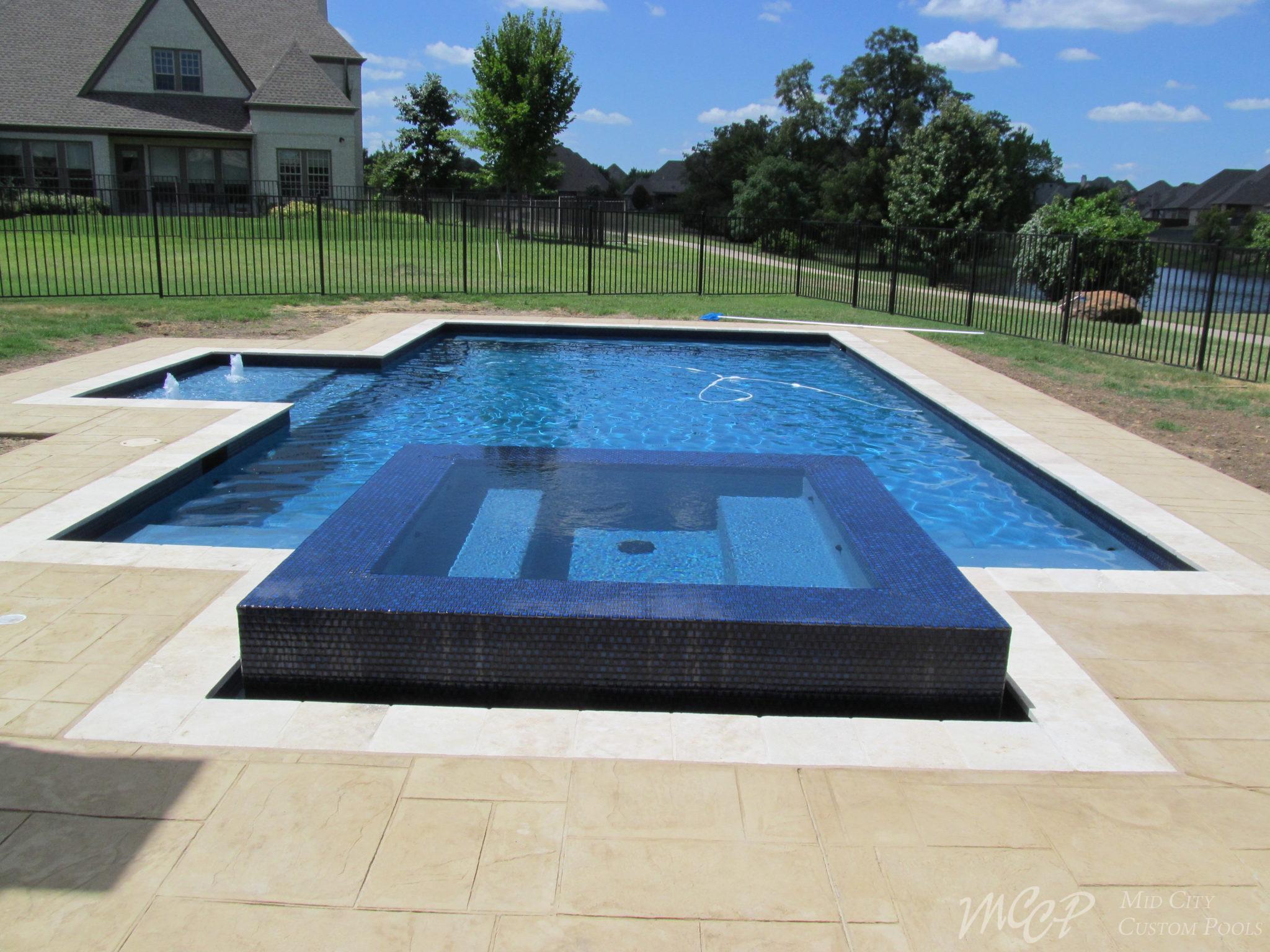 Custom Pools You Ll Love Southlake Fort Worth Dfw Texas