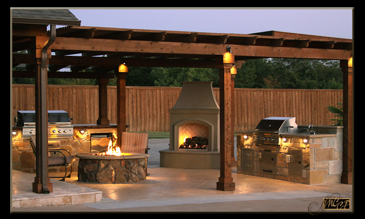 Outdoor Living Space Building Ideas (Part 2) | Mid City ... on Building Outdoor Living Space id=35968