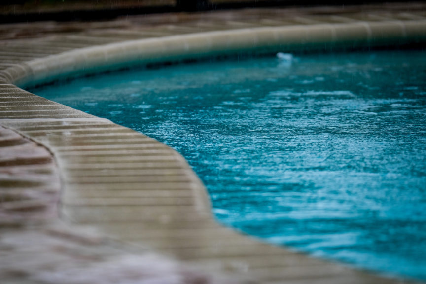 How to care for your pool after the Texas rain | Mid City ...
