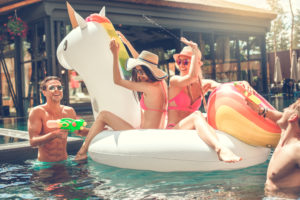 Tips to Throw the Best Summer Pool Party - Mid City Custom Pools