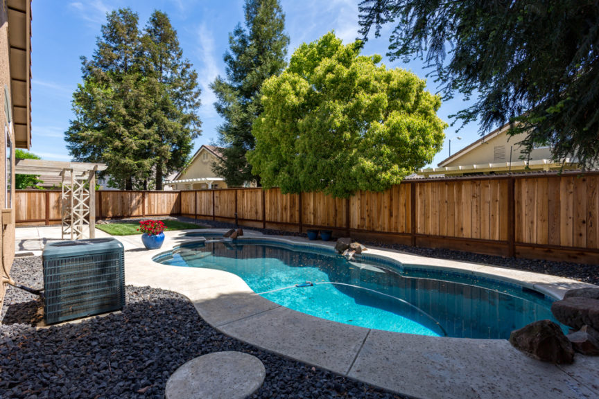 Will a Pool Fit in my Backyard? - Mid City Custom Pools