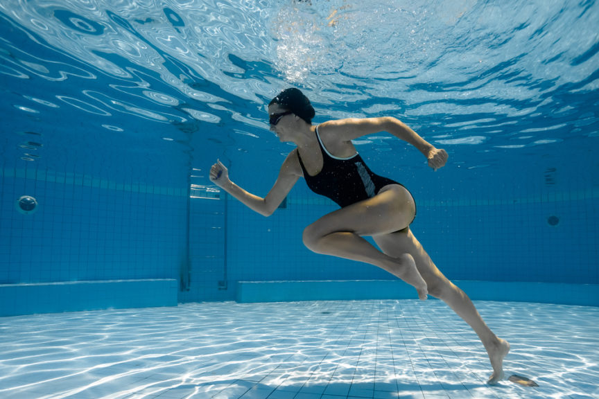 Why Swimming is a Great Exercise - Mid City Custom Pools