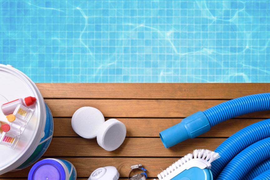 Important Pool Cleaning Tools - Mid City Custom Pools
