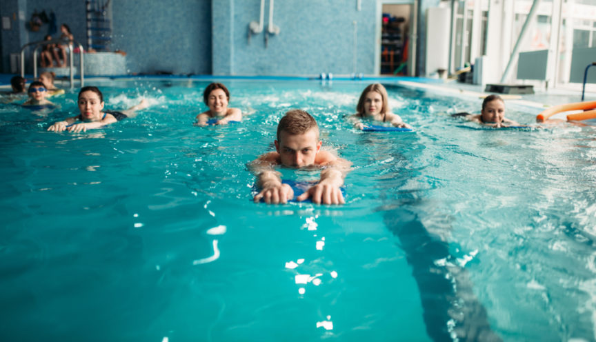 5 Ways Swimming Helps Athletes - Mid City Custom Pools