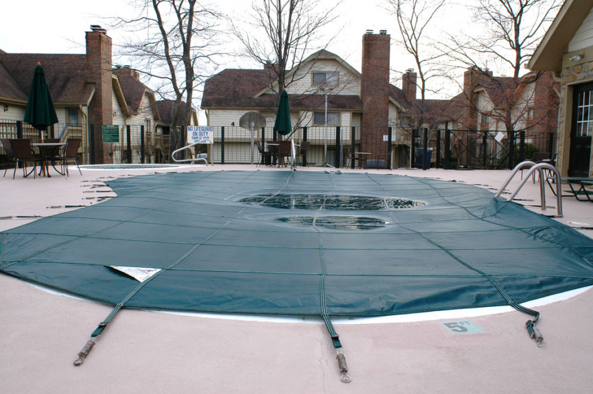 Shutting Your Pool Down for Fall - Mid City Custom Pools