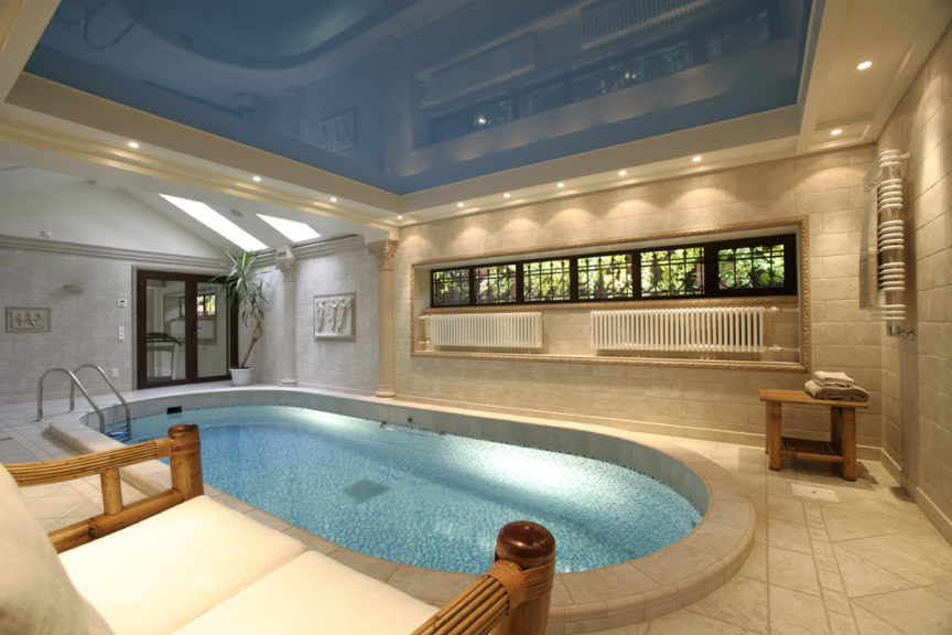 The Benefits of an Indoor Pool - Mid City Custom Pools