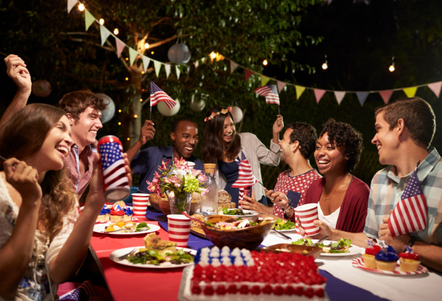 How to Utilize Your Outdoor Space Over 4th of July Weekend - Mid City Custom Pools