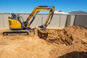 Soil and Pool Construction - Mid City Custom Pools