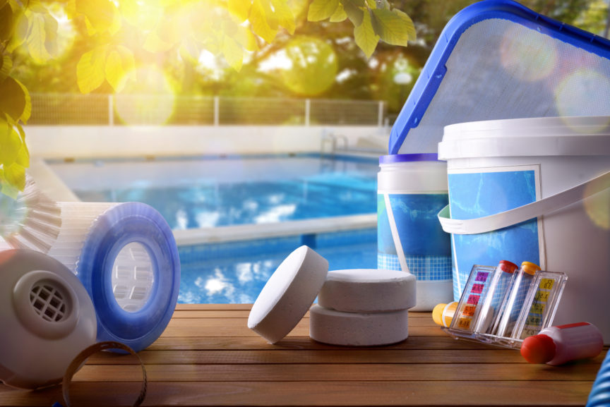 What Pool Accessories Should You Have on Standby? - Mid City Custom Pools